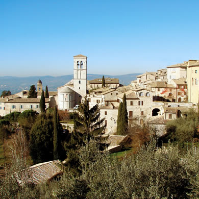 Umbria - Undiscovered Italian Countryside